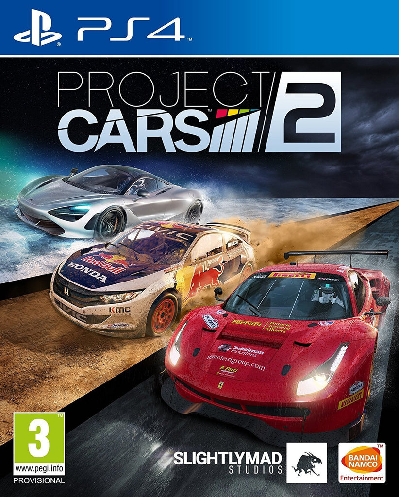 Project Cars 2 (PS4) - GameIN