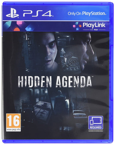 Hidden Agenda (PS4) - Offer Games