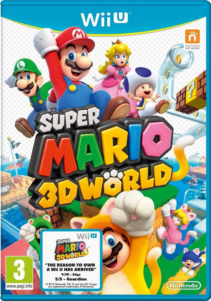 Super Mario 3D World (Wii U) - GameIN