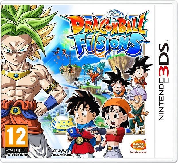 Dragonball Fusions (3DS) - Offer Games