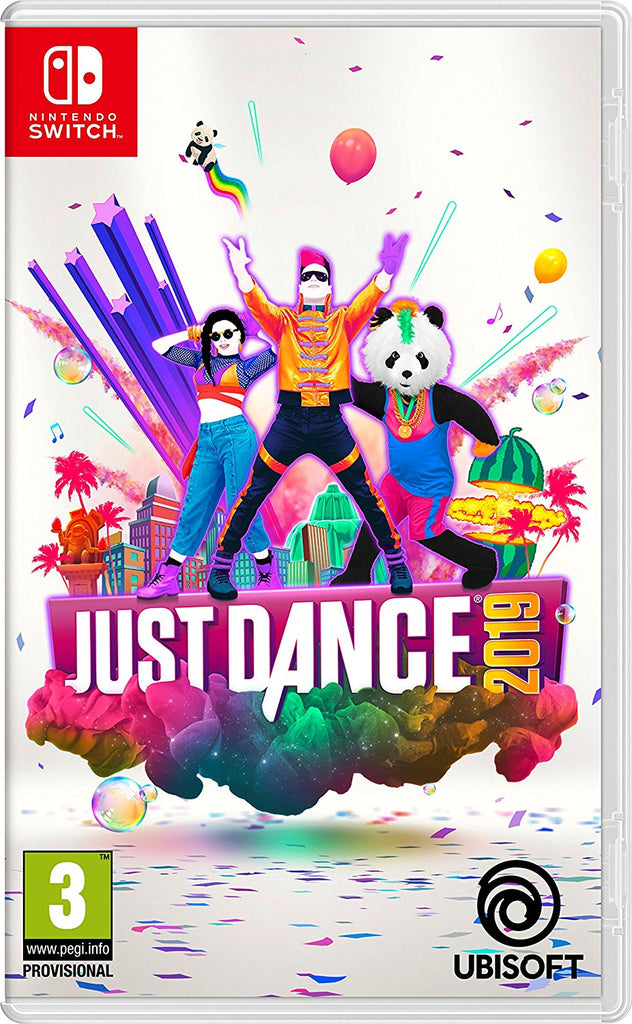 Just Dance 2019 (Nintendo Switch) - Offer Games