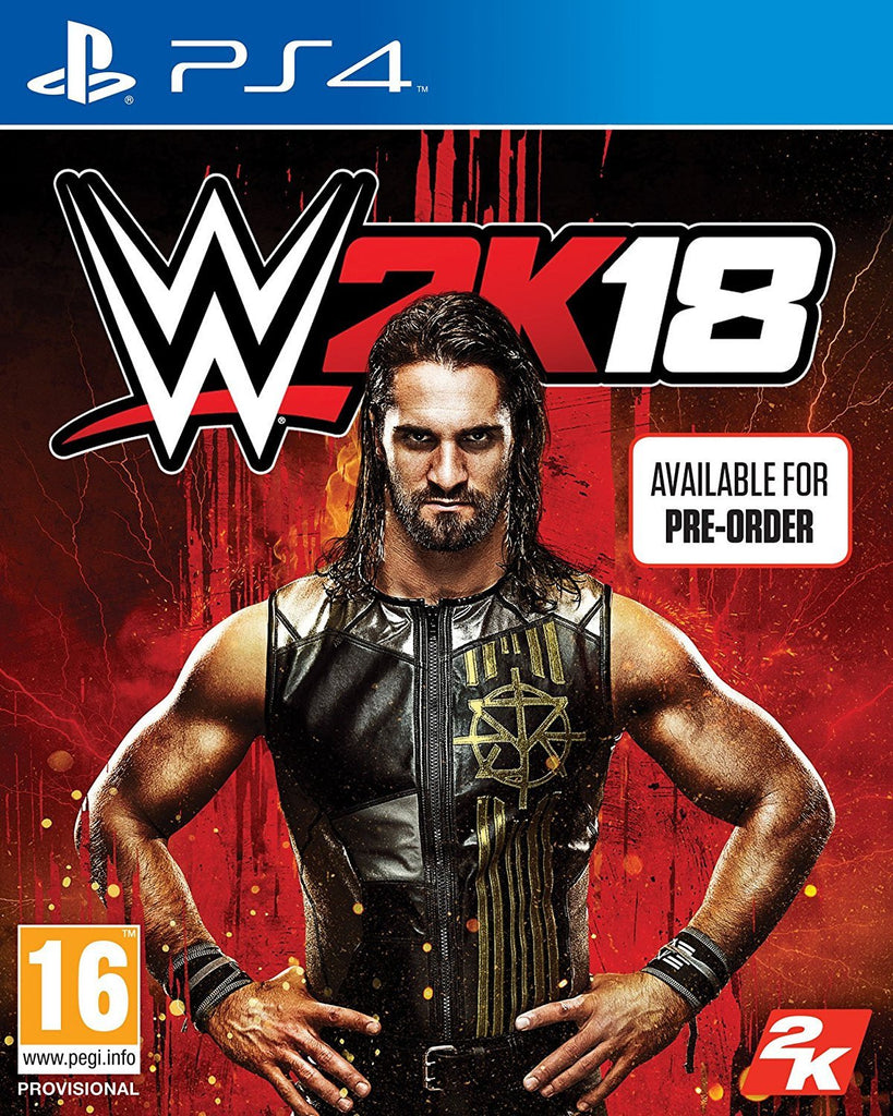 WWE 2K18 (PS4) - Offer Games