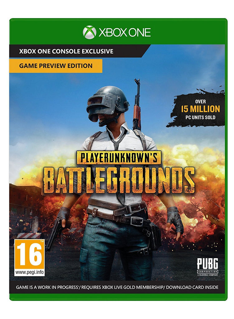 Playerunknown's Battlegrounds - Game Preview Edition (Xbox One) - GameIN