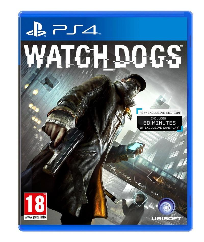 Watch Dogs (PS4) - Offer Games