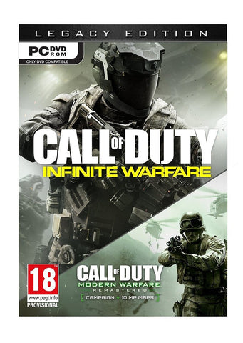 Call of Duty: Infinite Warfare Legacy Edition (PC) - Offer Games