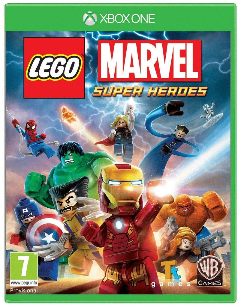 LEGO Marvel Super Heroes (Xbox One) - GameIN
