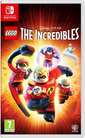 LEGO The Incredibles (Nintendo Switch) - Offer Games