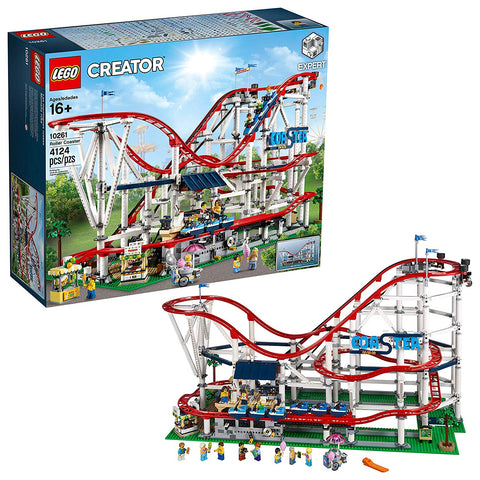 LEGO 10261 Creator Expert Roller Coaster - Offer Games