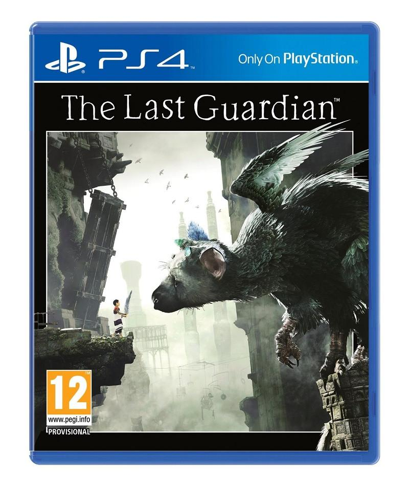 The Last Guardian (PS4) - Offer Games