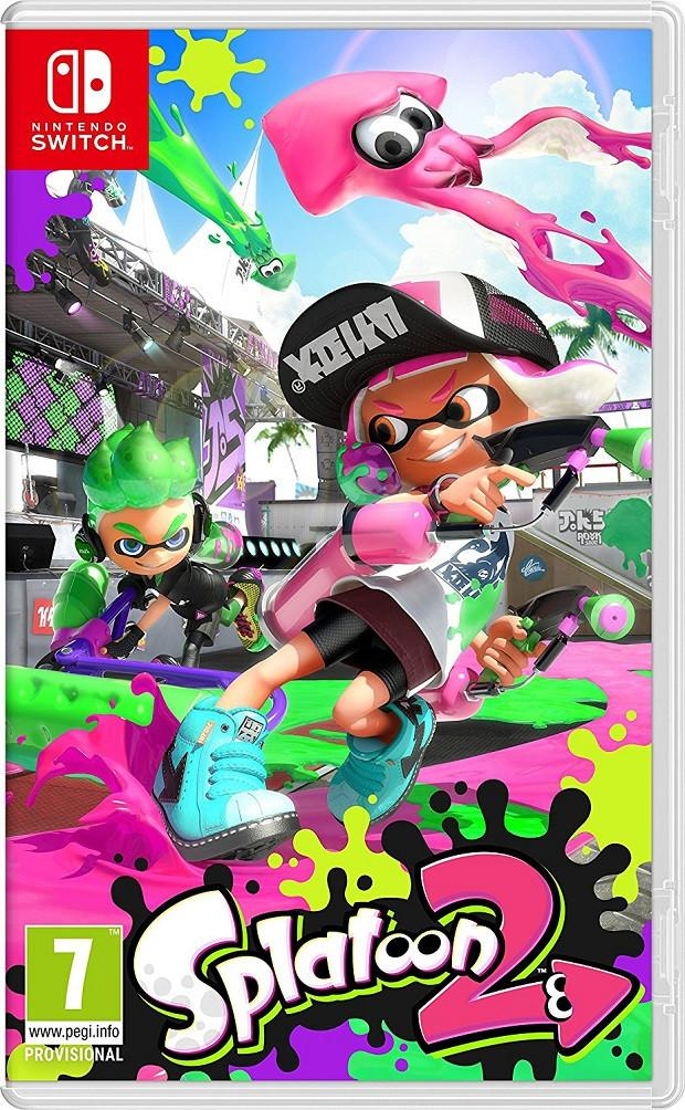 Splatoon 2 (Nintendo Switch) - Offer Games