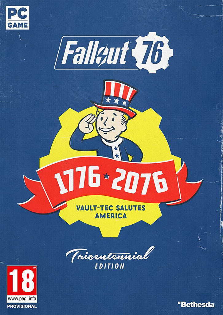 Fallout 76: Tricentennial Edition (PC Download) - Offer Games