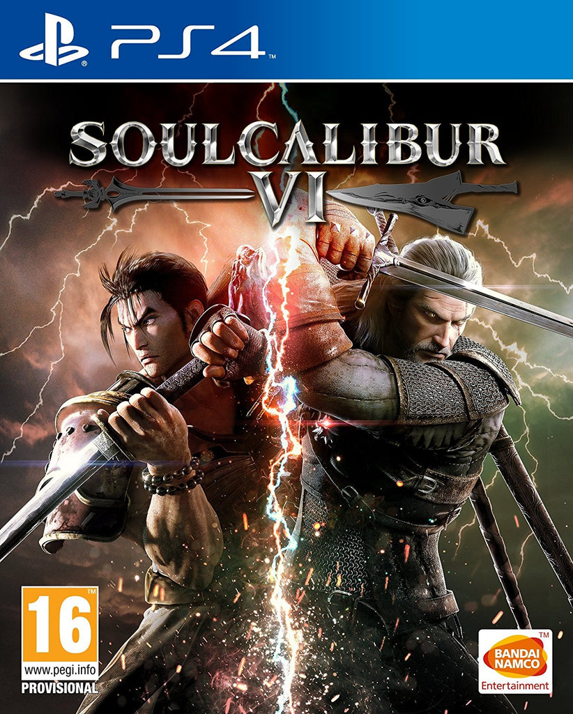 Soul Calibur VI (PS4) - Offer Games