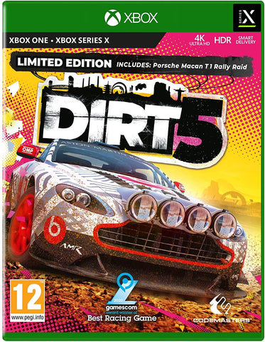 DIRT 5 Limited Edition (Xbox One/Xbox Series X)