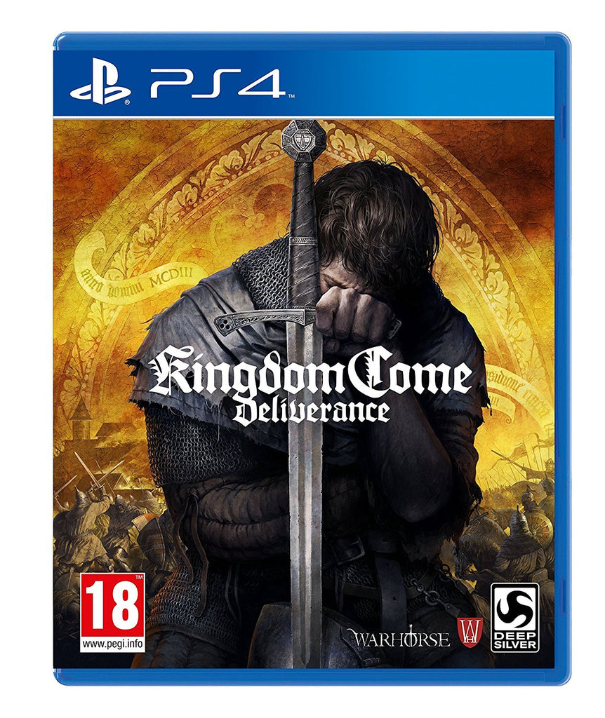 Kingdom Come Deliverance (PS4) - Offer Games
