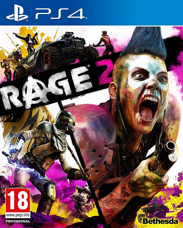 Rage 2 (PS4) - Offer Games