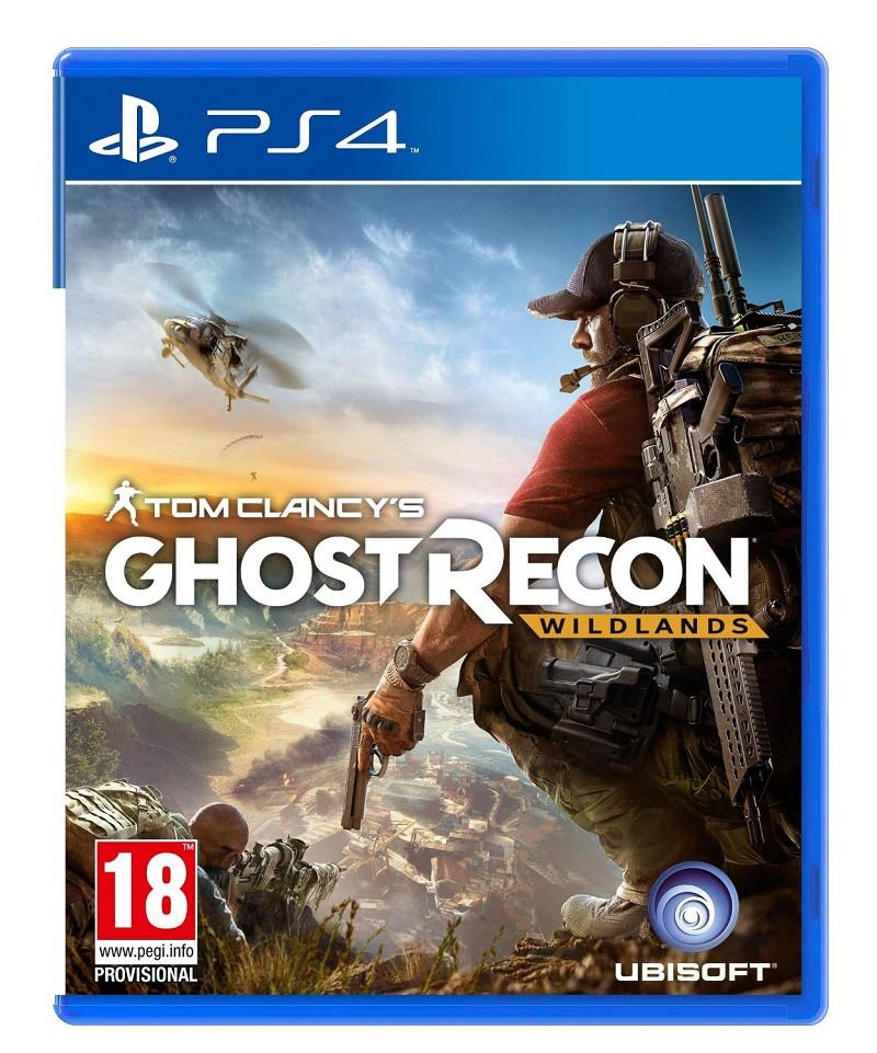 Tom Clancy's Ghost Recon: Wildlands (PS4) - Offer Games