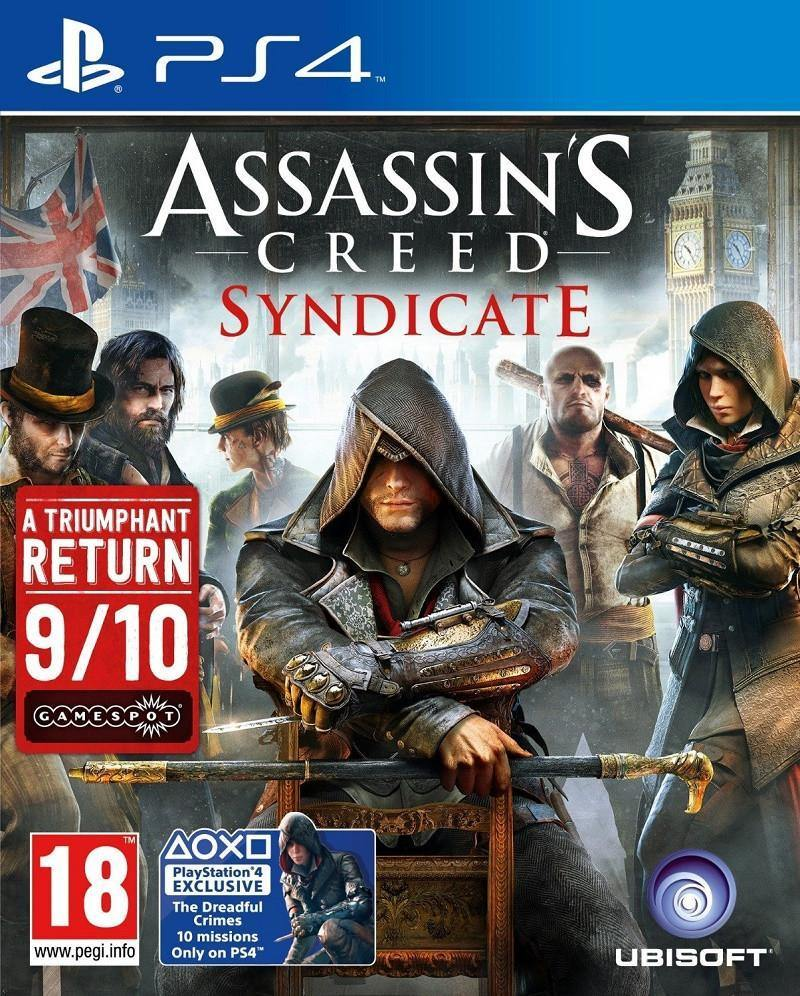 Assassin's Creed Syndicate (PS4) - Offer Games