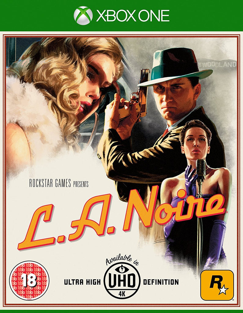 L.A. Noire (Xbox One) - Offer Games