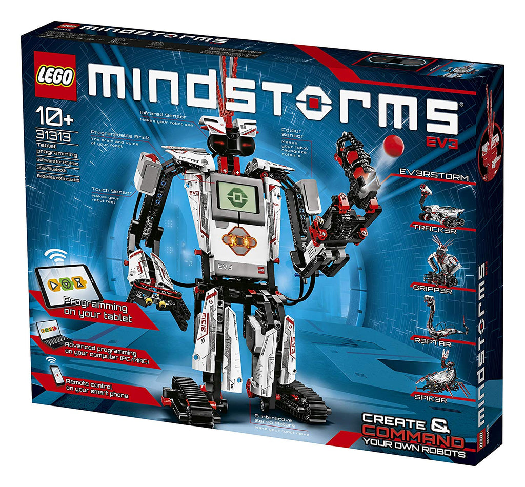 LEGO 31313 MINDSTORMS EV3 Robot Building Kit - Offer Games