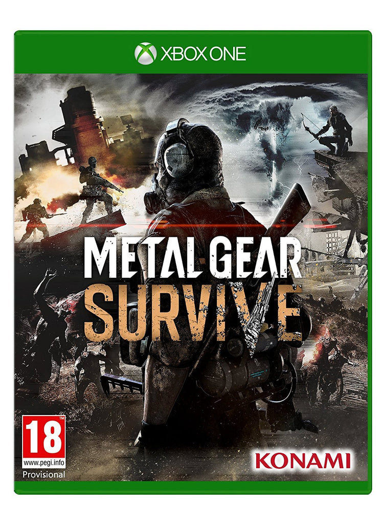 Metal Gear: Survive (Xbox One) - GameIN