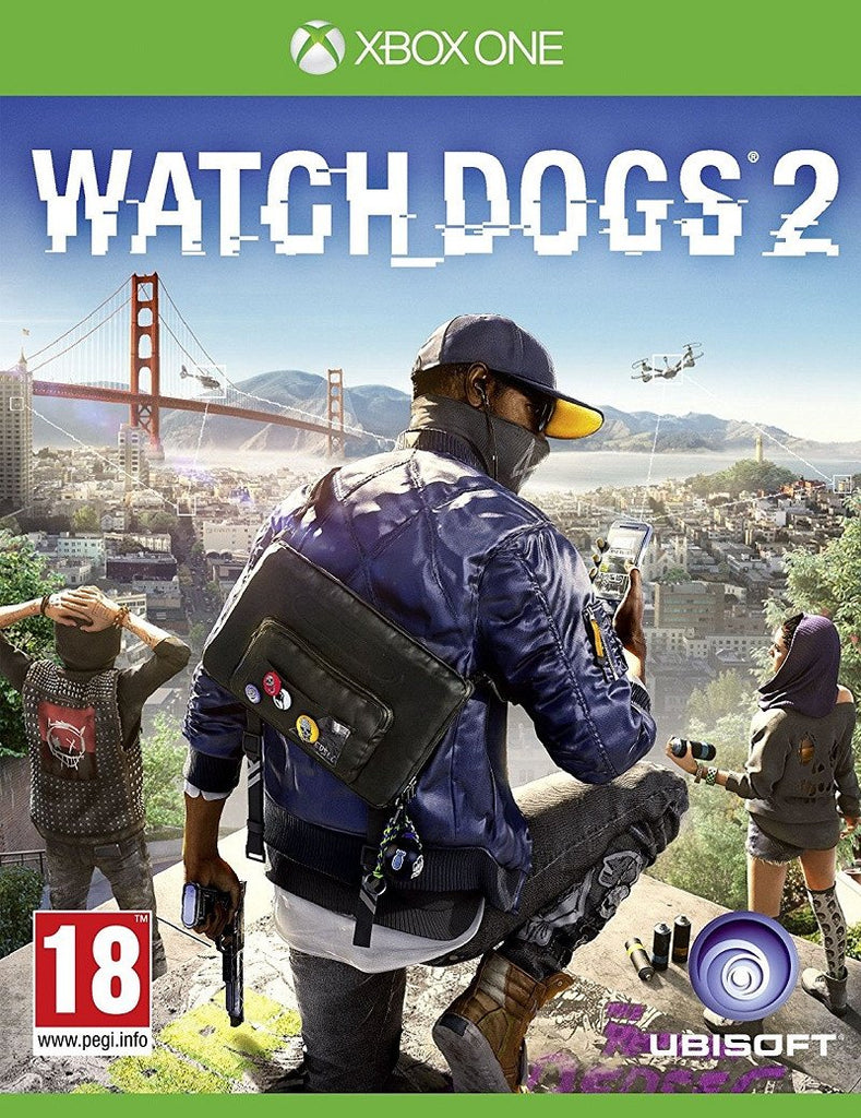 Watch Dogs 2 (Xbox One) - Offer Games