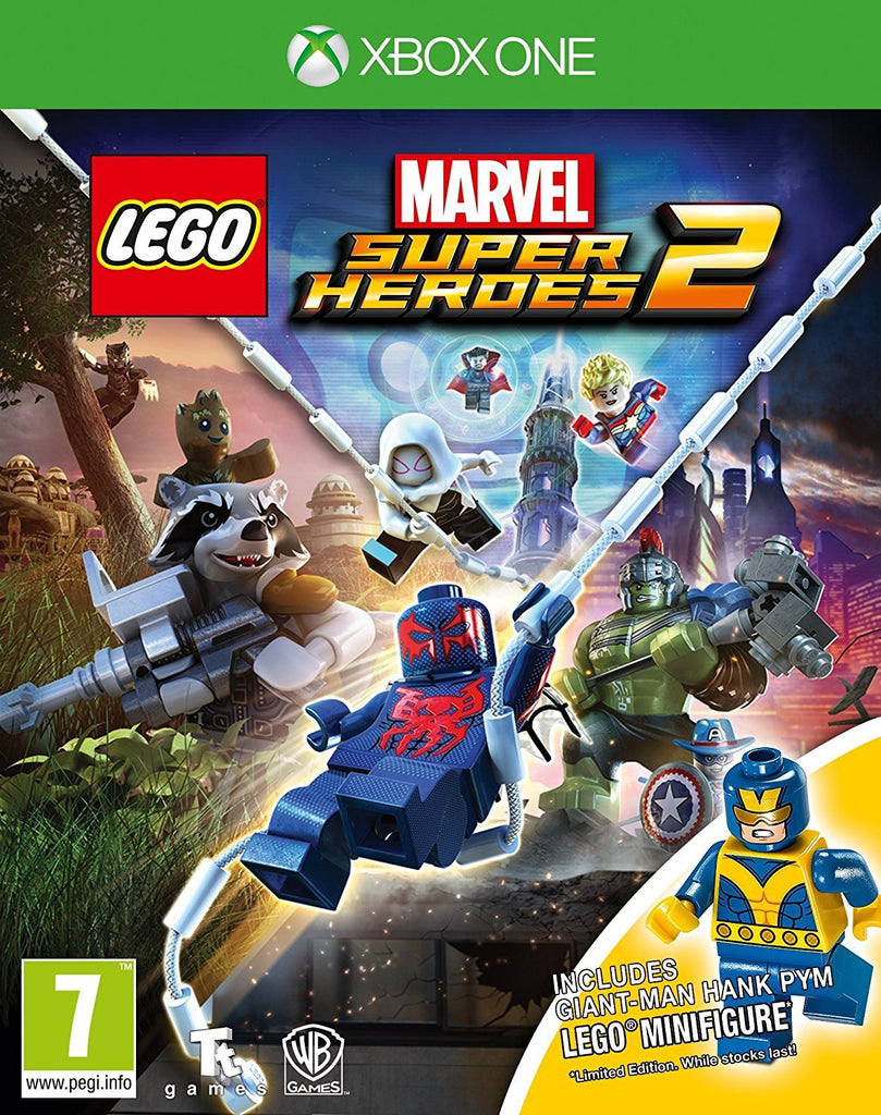 LEGO Marvel Super Heroes 2 Minifigure Edition (Xbox One) - GameIN