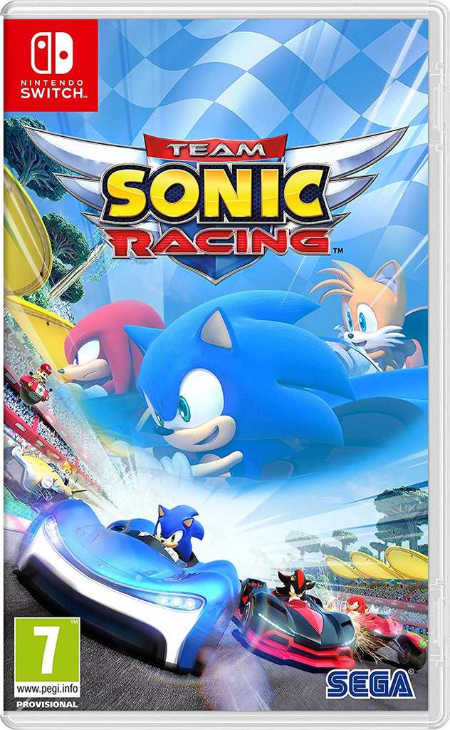 Team Sonic Racing (Nintendo Switch) - Offer Games