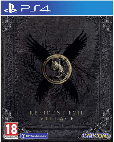 Resident Evil Village Steel Book Edition (PS4)