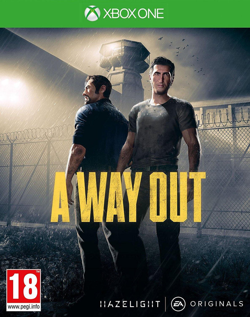 A Way Out (Xbox One) - Offer Games