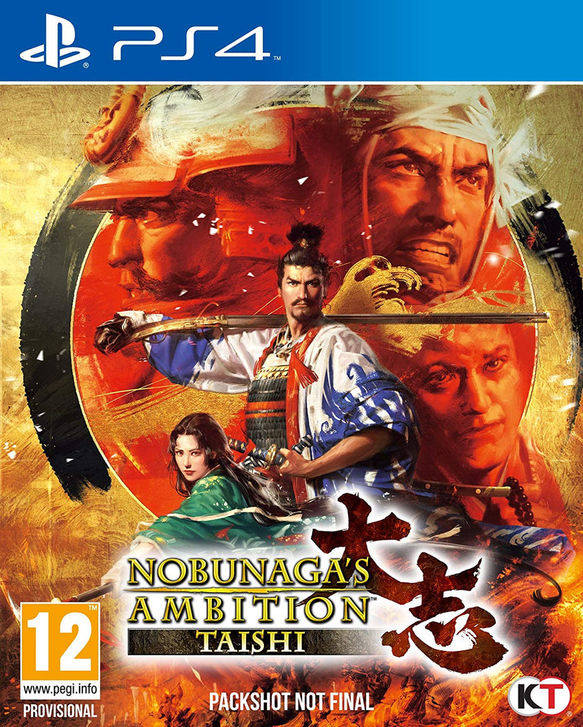 Nobungas Ambition (PS4) - Offer Games
