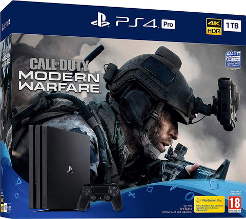 Call Of Duty: Modern Warfare PS4 Pro Bundle (PS4) - Offer Games