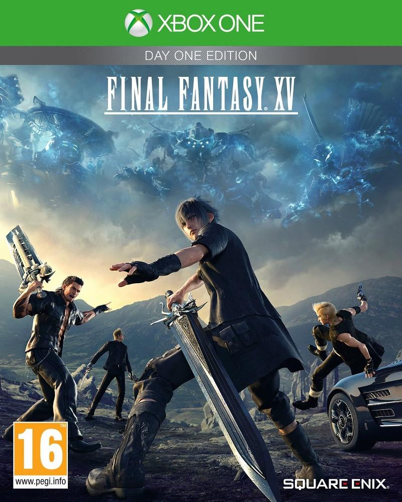 Final Fantasy XV: Day One Edition (Xbox One) - Offer Games