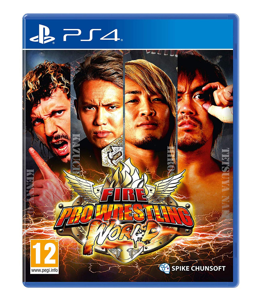 Fire Pro Wrestling World (PS4) - Offer Games