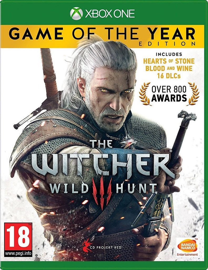 The Witcher 3 Game of the Year Edition (Xbox One) - Offer Games