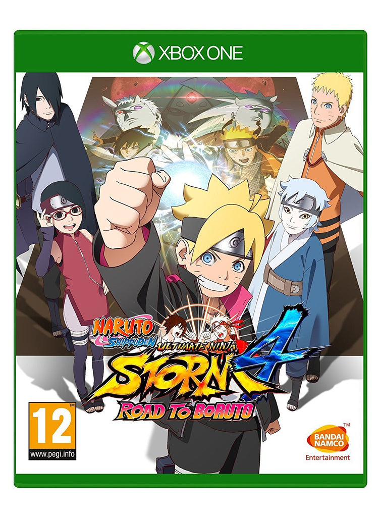 Naruto Shippuden Ultimate Ninja Storm 4: Road to Boruto (Xbox One) - Offer Games