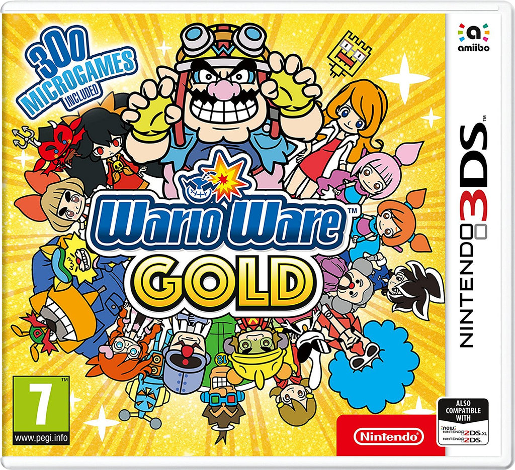 Warioware Gold (3DS) - Offer Games