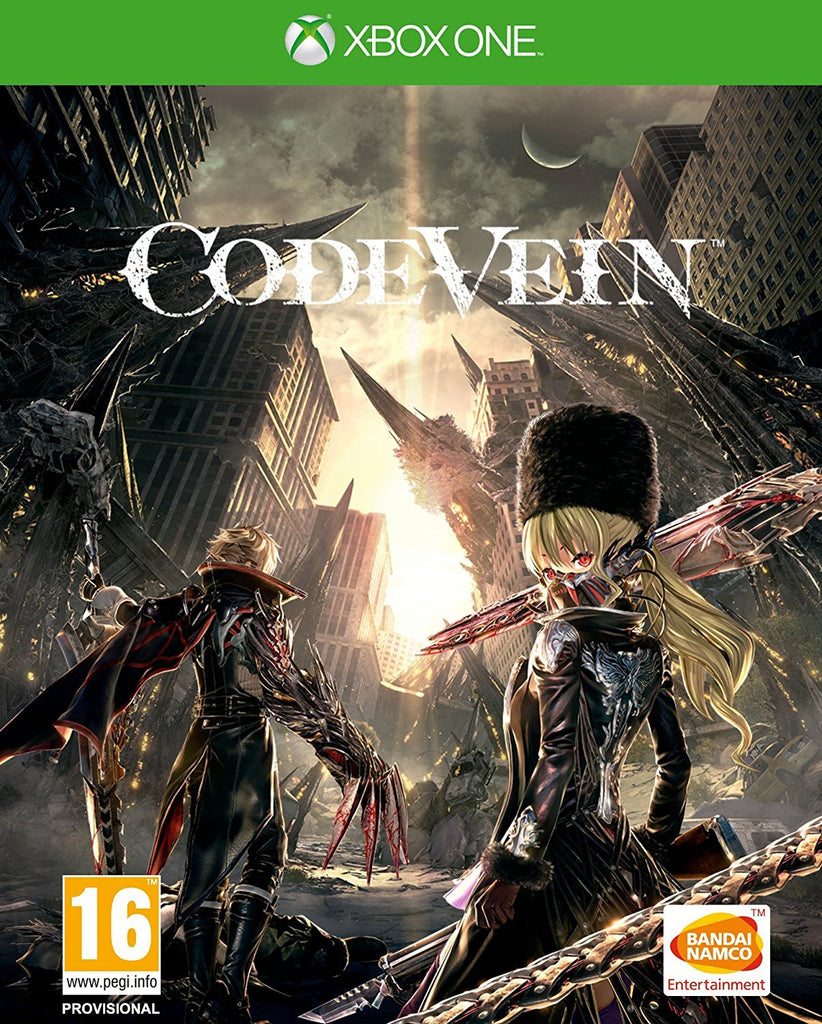 Code Vein (Xbox One) - GameIN
