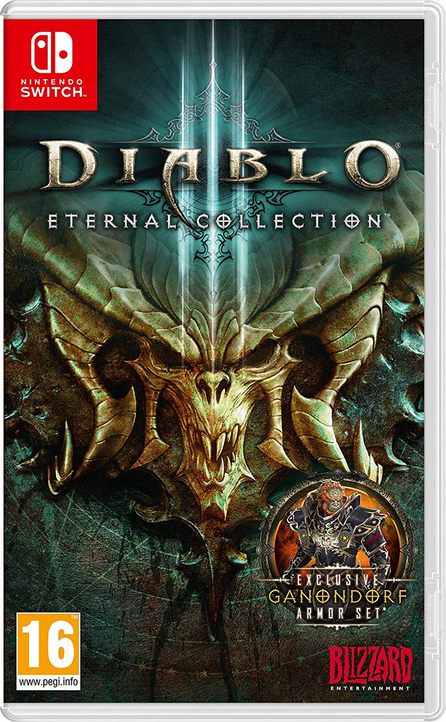 Diablo Eternal Collection (Nintendo Switch) - Offer Games