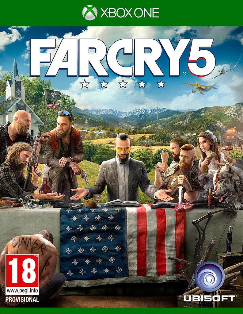 Far Cry 5 Limited Edition (Xbox One) - Offer Games