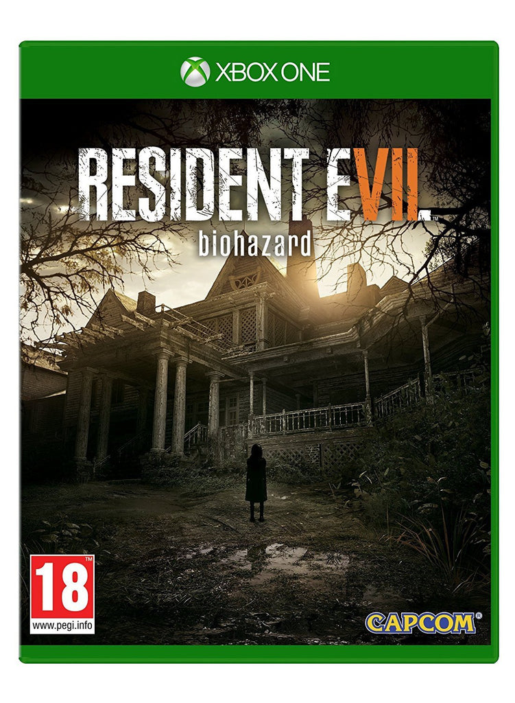 Resident Evil 7 Biohazard (Xbox One) - Offer Games