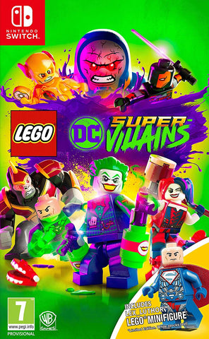 LEGO DC Super-Villains (Nintendo Switch) - Offer Games