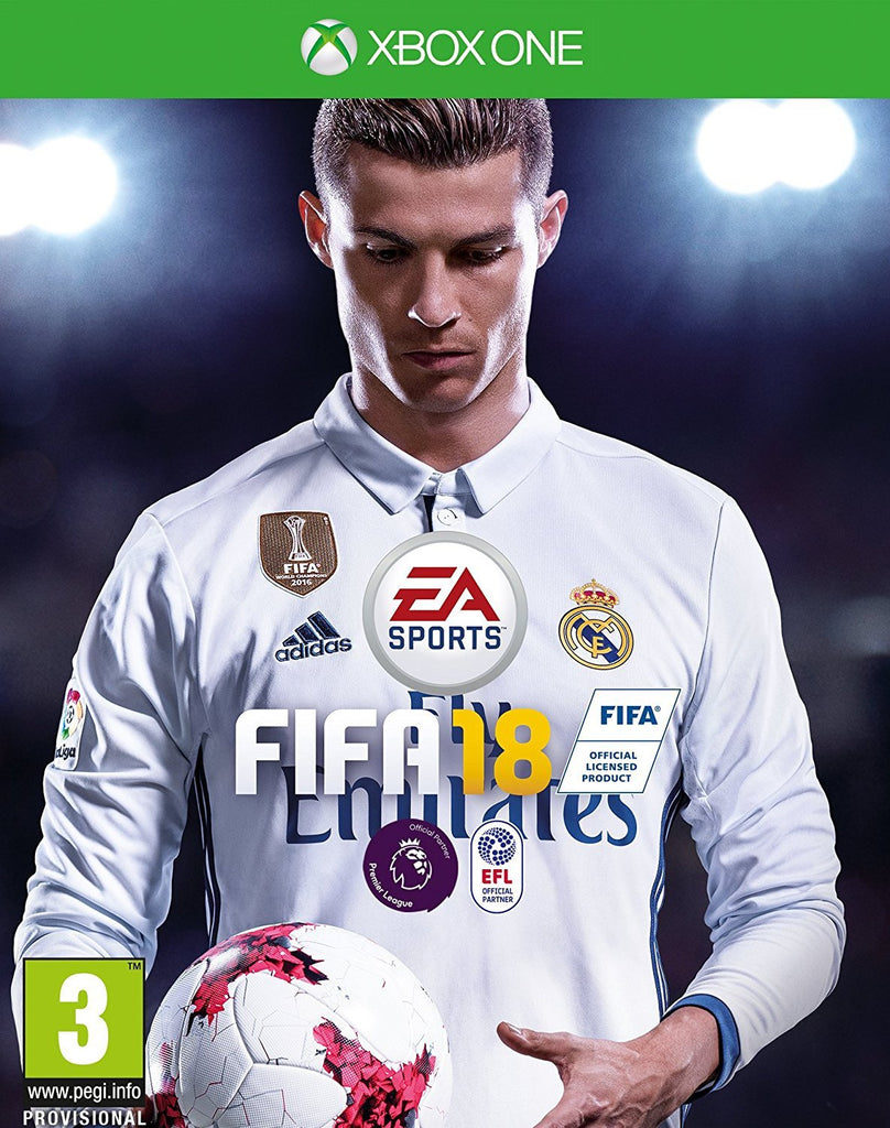 FIFA 18 (Xbox One) - Offer Games