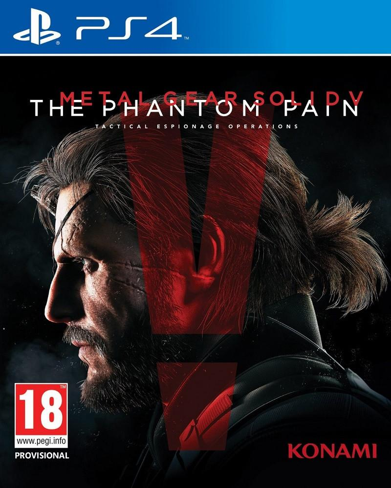 Metal Gear Solid V: The Phantom Pain (PS4) - Offer Games