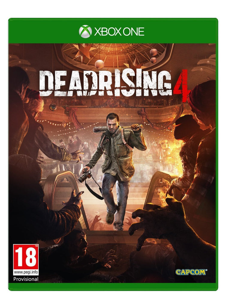 Dead Rising 4 (Xbox One) - Offer Games