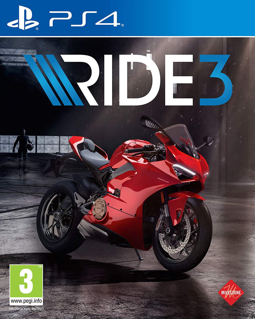 Ride 3 (PS4) - Offer Games