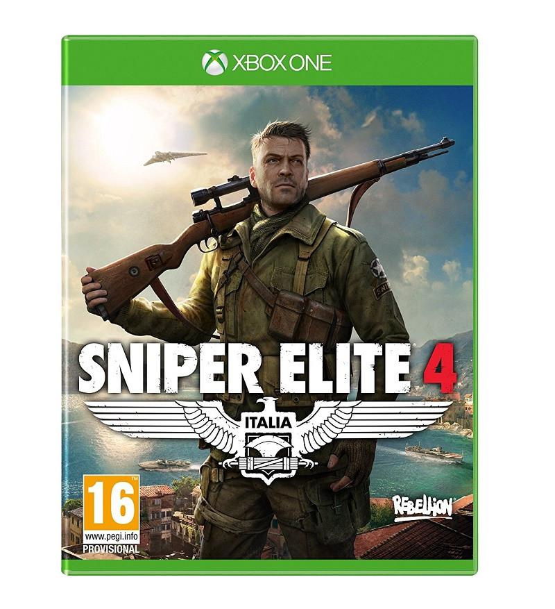 Sniper Elite 4 (Xbox One) - Offer Games