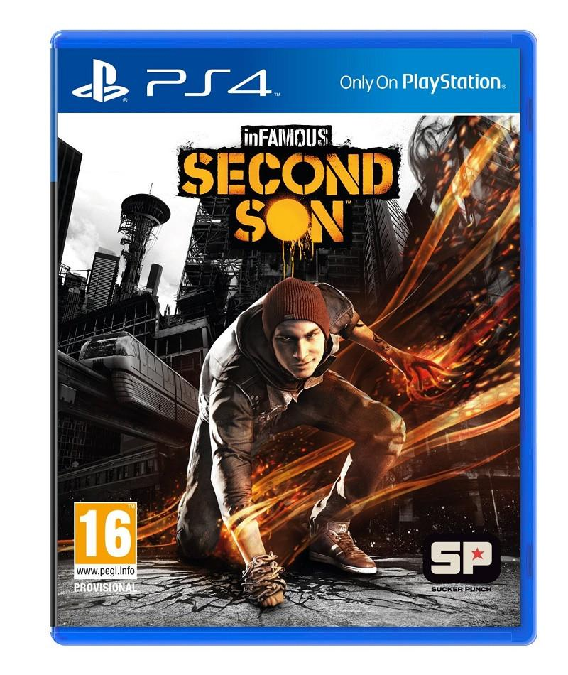 inFAMOUS: Second Son (PS4) - Offer Games