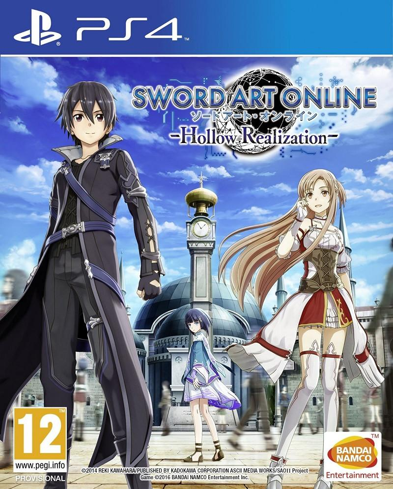 Namco Bandai Sword Art Online: Hollow Realization (PS4) - Offer Games