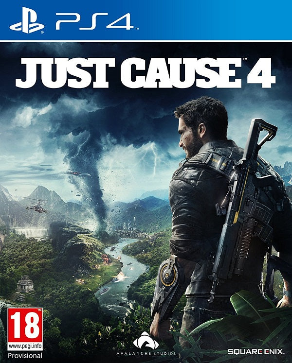 Just Cause 4 (PS4) - Offer Games