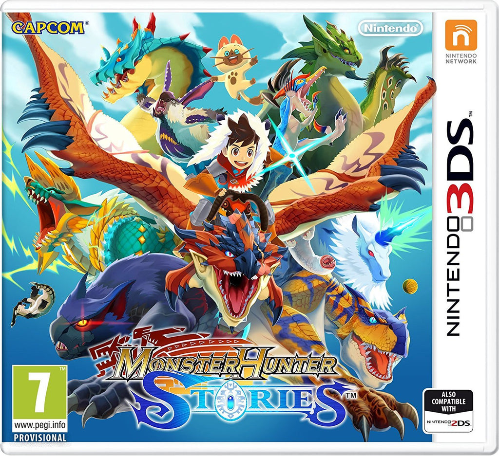 Monster Hunter Stories (3DS) - Offer Games